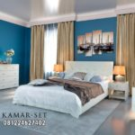 Kamar Set Minimalis Simple Warna Putih Elegan