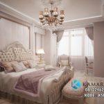 Set Tempat Tidur Mewah Elegan Klasik Modern KSK-461
