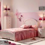 Tempat Tidur Anak Mewah Klasik Elegan