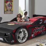 Tempat Tidur Anak Karakter Mobil Sport Murah