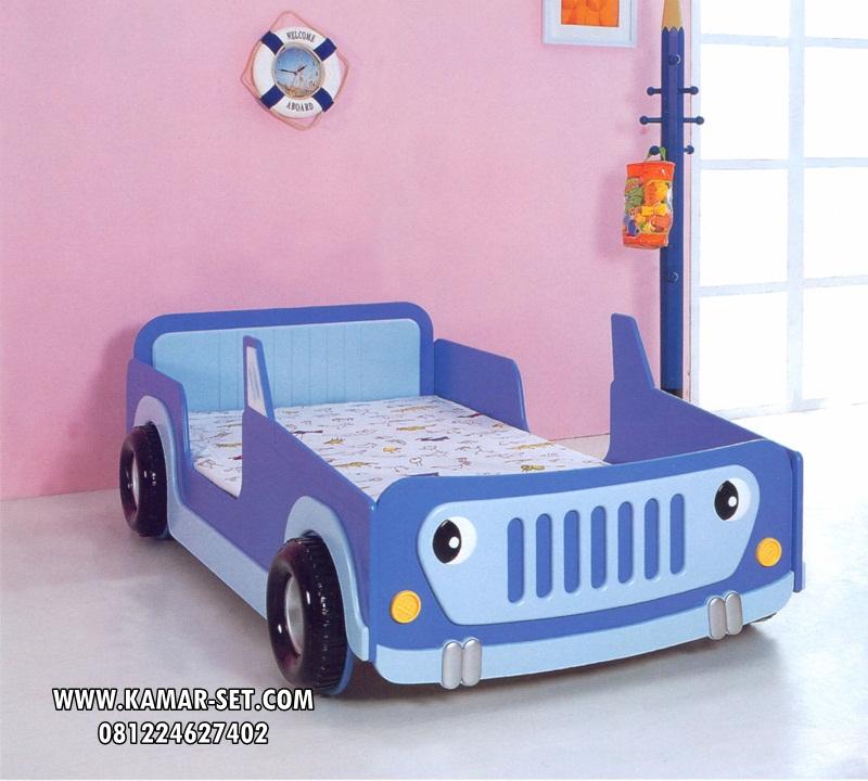 Tempat Tidur Anak Mobil Murah
