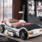 Tempat Tidur Anak Mobil Racing Sport Kids