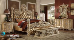 Set Tempat Tidur Mewah Pengantin Peace Horney