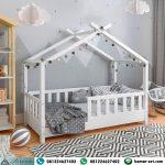 Dipan Anak Minimalis Model Bedhouse