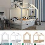 Kasur Anak Minimalis Single Bedhouse