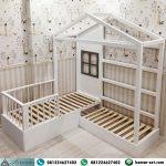 Set Tempat Tidur Anak Bayi Bedhouse