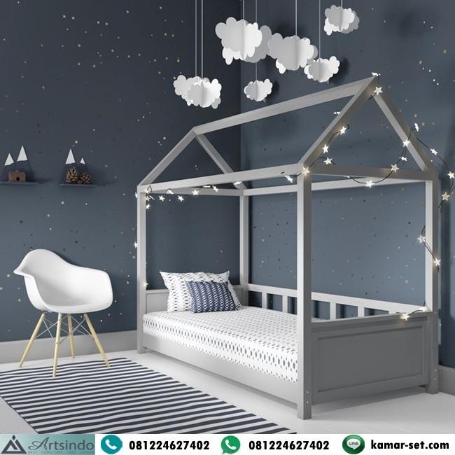 Tempat Tidur Anak Bedhouse Apartemen