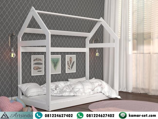Tempat Tidur Anak Laki-Laki Bedhouse