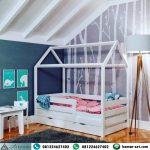 Tempat Tidur Anak Minimalis Bedhouse