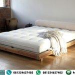 Tempat Tidur Pendek Kasur Jumbo