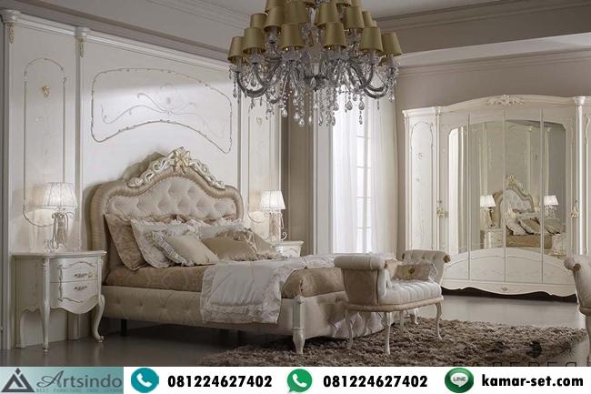 Set Kamar Tidur Klasik Royal Spalya