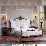Set Tempat Tidur Mewah Ukiran Klasik Turkey Terbaru