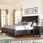 Tempat Tidur Minimalis Klasik Modern 2 Laci Depan