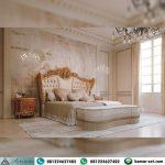 Set Tempat Tidur Mewah Ukir Casa Rampoldi Klasik